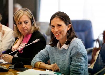 """26 ottobre 2017 - """"Evento fondativo del Mediterranean Women Mediators Network - Azzurra Meringolo Scarfoglio - Foto di Leonardo Puccini"""