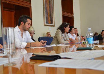 """07 giugno 2016 - """"Proposte dalla società civile per il Piano d'Azione Nazionale Donne, Pace e Sicurezza in attuazione della UNSCR 1325"""" - Foto Di Eleonora Tamagnoli"""