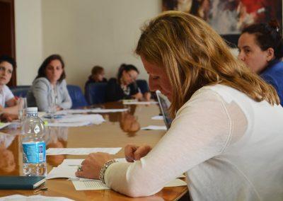 """07 giugno 2016 - """"Proposte dalla società civile per il Piano d'Azione Nazionale Donne, Pace e Sicurezza in attuazione della UNSCR 1325"""" - Nicoletta Pirozzi - Foto Di Eleonora Tamagnoli"""