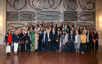 "Foundational Event of the ""Mediterranean Women Mediators Network"""