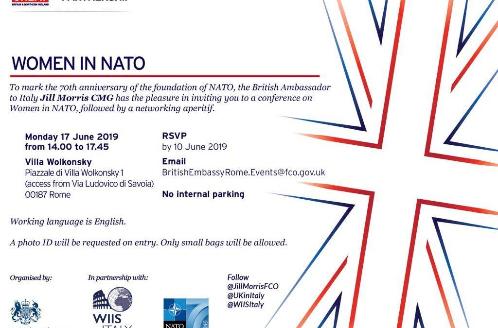Women in NATO