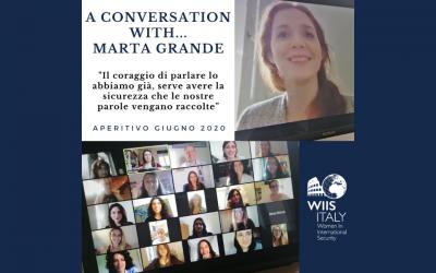 A Conversation with Marta Grande