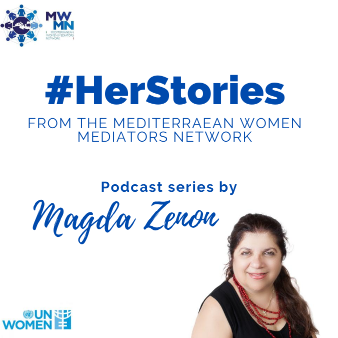 #HerStories la nuova serie di Podcasts