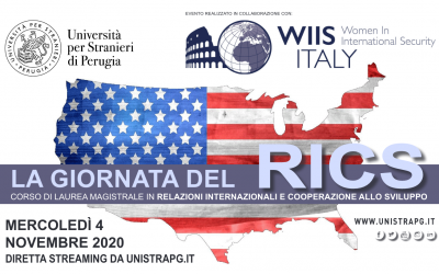 WIIS Italy joins the RICS Day
