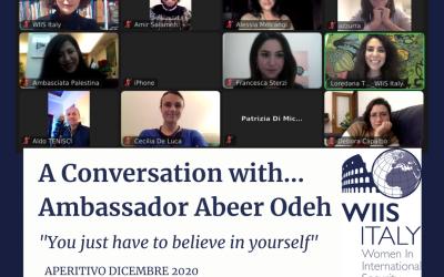 A Conversation with Ambassador Odeh