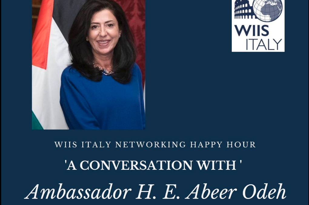 A Conversation with Ambassador H.E. Abeer Odeh
