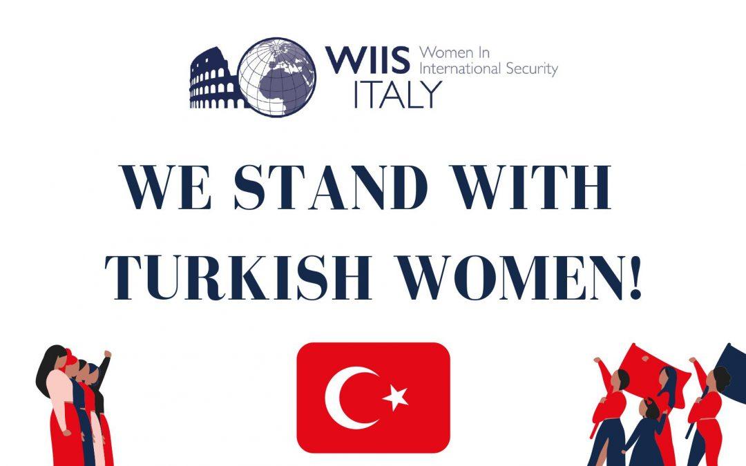 Turchia: Ritiro dalla convenzione di Istanbul