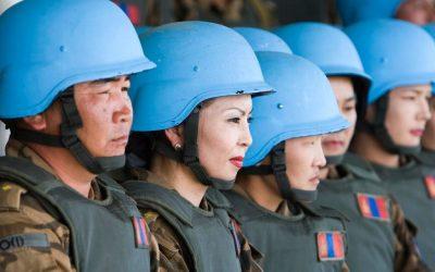 Il ruolo delle donne nella pace mondiale