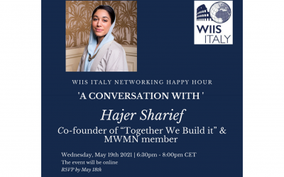 A Conversation With Hajer Sharief