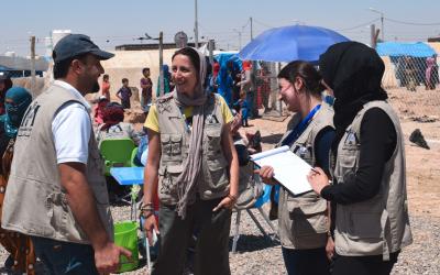 Donne in Protezione Umanitaria – Intervista a Laura Canali, GBV Technical Advisor