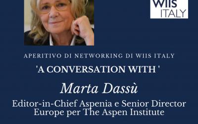 A Conversation With Marta Dassù